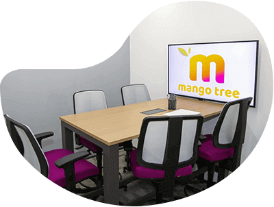 Espaço Moderno e Equipado - Mango Tree Coworking